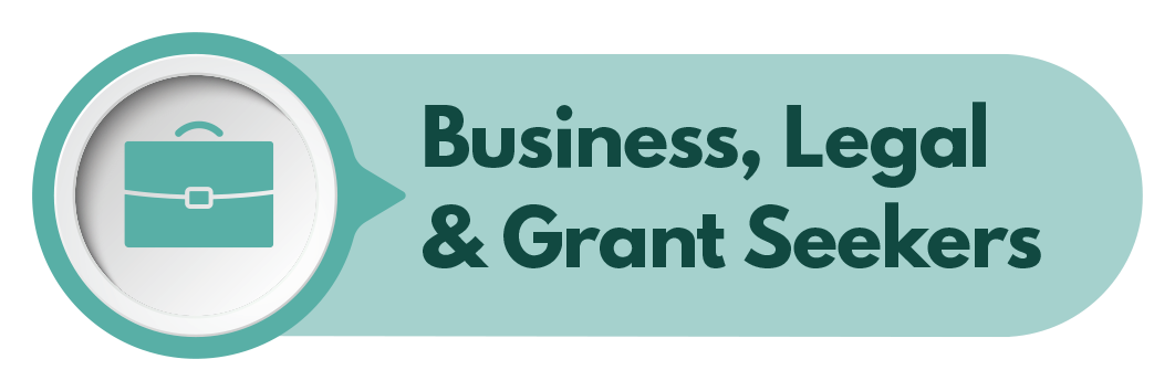 Business, Legal & Grant Seekers
