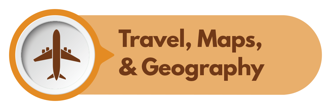 Travel, Maps & Geography