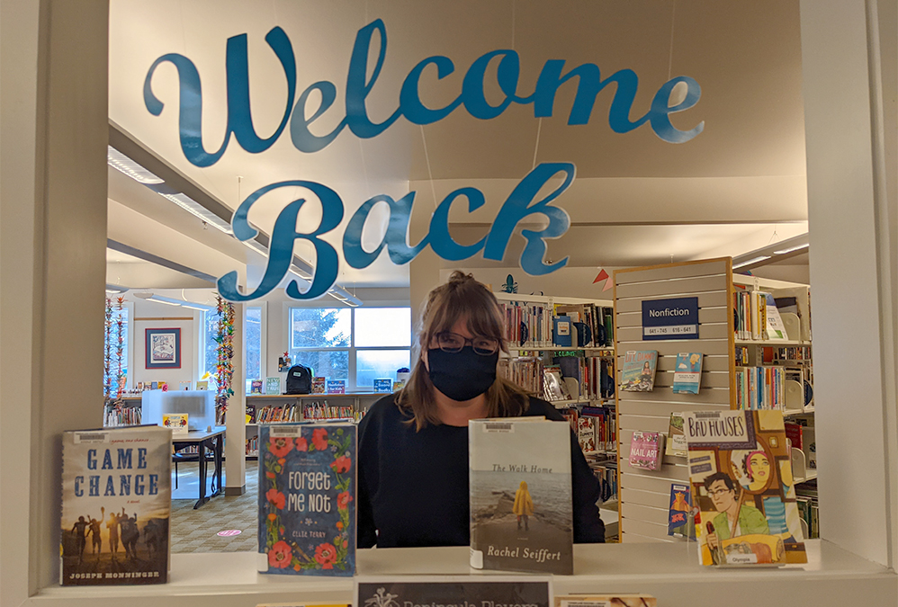 Ilwaco Library Manager