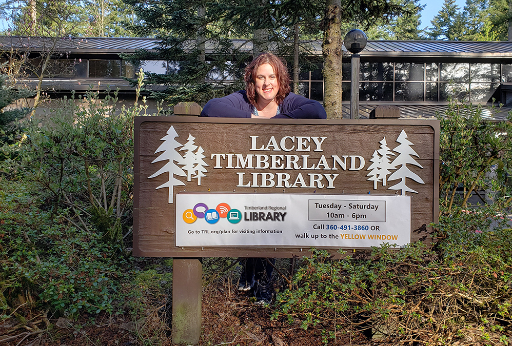 Lacey Library Manager