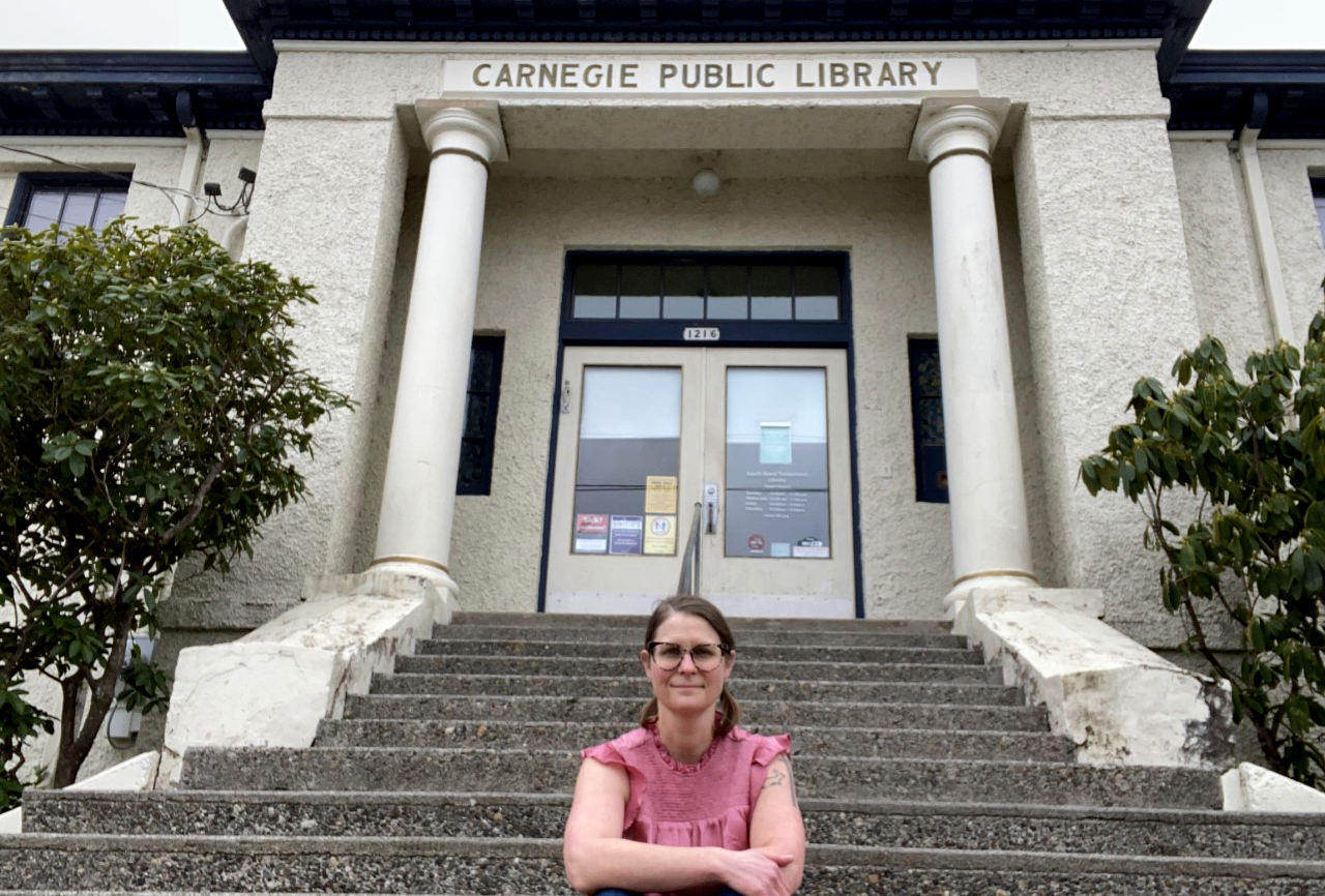 South Bend LIbrary Manager